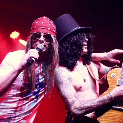 Jeans N'Roses tribute to Guns N'Roses